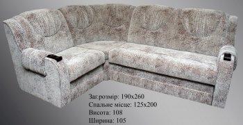 Угловой диван Флеш
