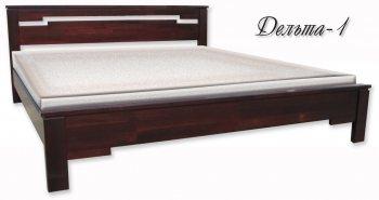 Кровать Дельта-1 - ширина 140см