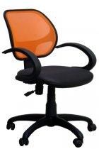 Операторское кресло Байт (сиденье Поло, подлокотники АМФ-4.5)