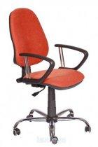 Операторское кресло Поло 50 хром