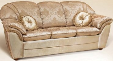 Кожаный модульный диван Джессика