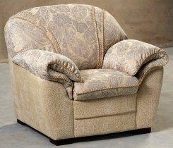 Кожаное кресло Джесика