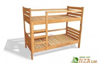 Кровать НЗК 2-х ярусная - 90x200см