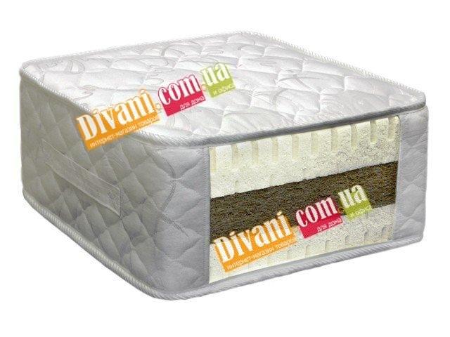 Односпальный матрас Коко-Латекс - 1 H серия Премиум — 80x200 см