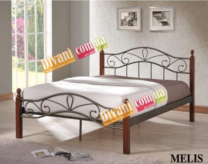 Двуспальная кровать  Melis 200x180см