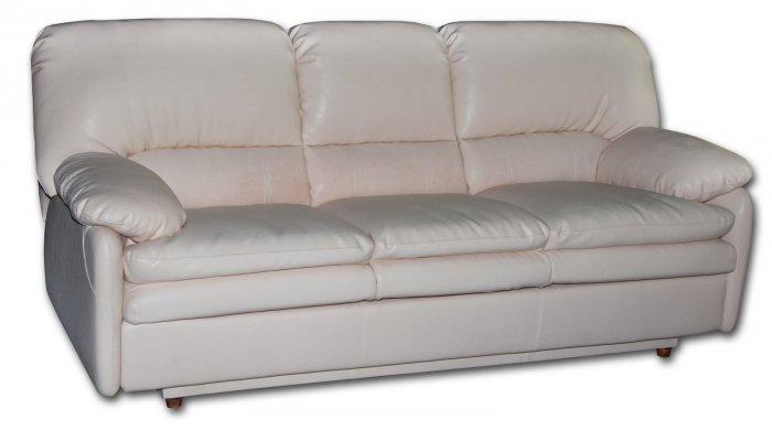 Кожаный диван Чирз 2Р