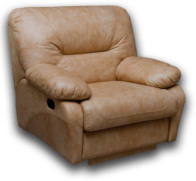 Кожаное кресло Чирз