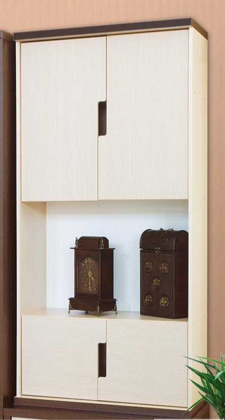 Шкаф надставка 4Д для гостиной Молодежная