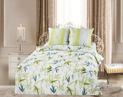 Семейный комплект постельного белья Вита