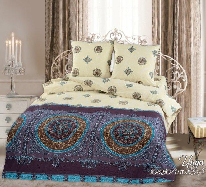 Семейный комплект постельного белья Инди