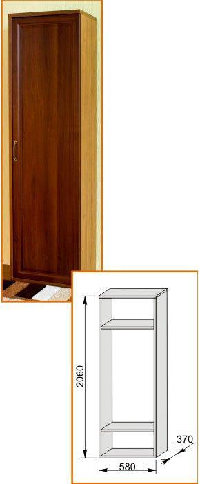 Шкаф 580/350 Модена