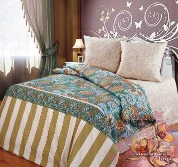 Двухспальный комплект постельного белья Луиза