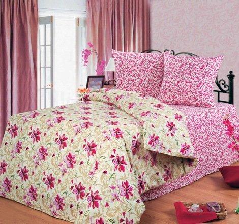 Двухспальный комплект постельного белья Николь