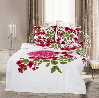 Двухспальный комплект постельного белья панно Бриджит