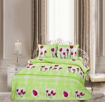 Полуторный комплект постельного белья Голландский уголок