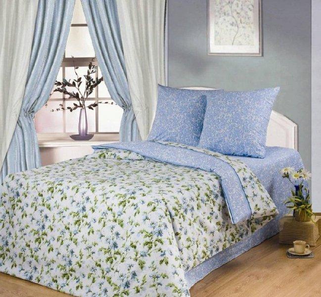 Полуторный комплект постельного белья Камилла