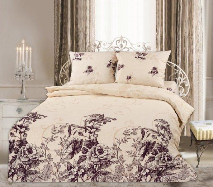 Полуторный комплект постельного белья Луара