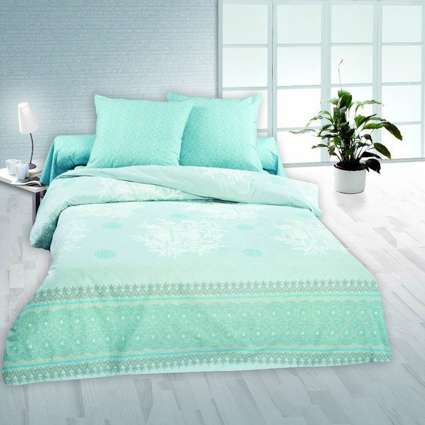 Семейный комплект постельного белья Альфьери
