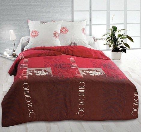 Семейный комплект постельного белья Лео