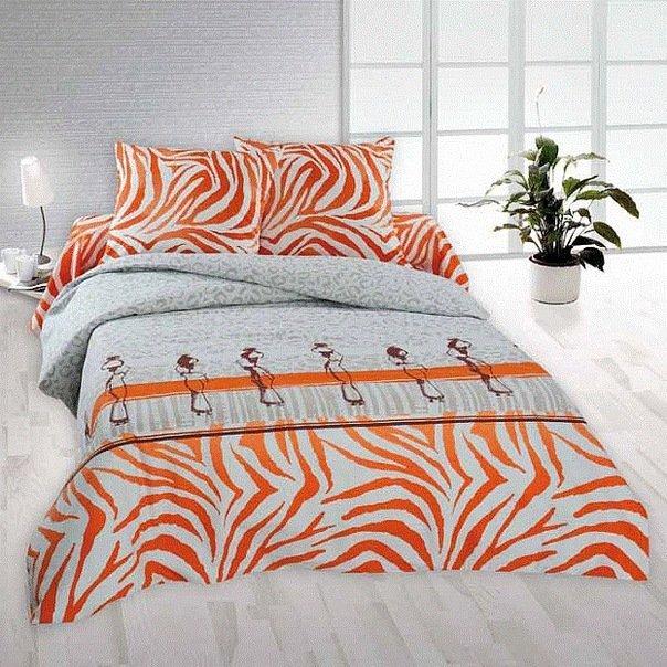 Семейный комплект постельного белья Найла