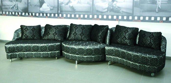 Угловой диван Ромира Элит без стола