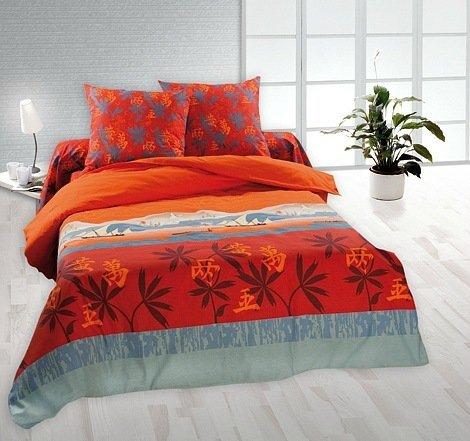 Двухспальный комплект постельного белья Лули