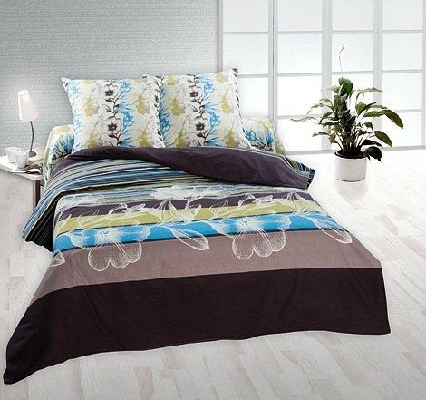 Полуторный комплект постельного белья Энзо