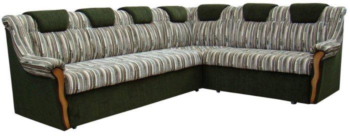 Угловой диван Султан 3+2