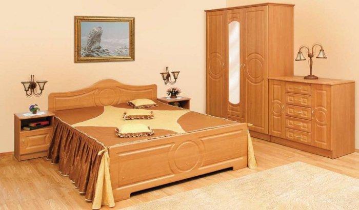 Модульная спальня Венера