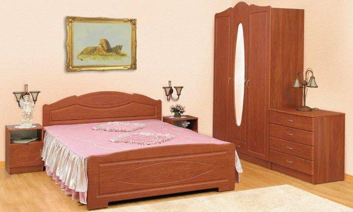Модульная спальня Миллениум