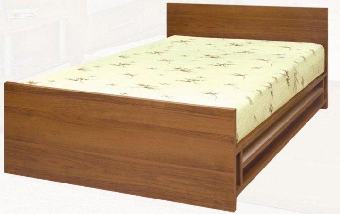 Двуспальная кровать 160 Дебют