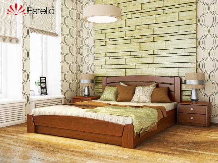 Полуторная кровать Селена-Аури - 140х190-200см