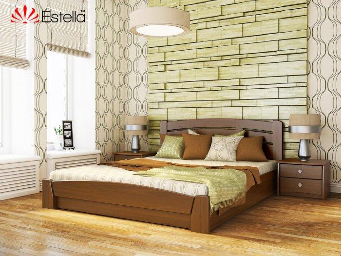 Двуспальная кровать Селена-Аури - 160х190/200см