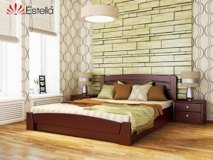 Двуспальная кровать Селена-Аури - 180х190-200см