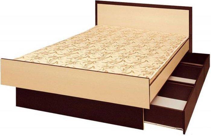 Полуторная кровать 140 Комфорт