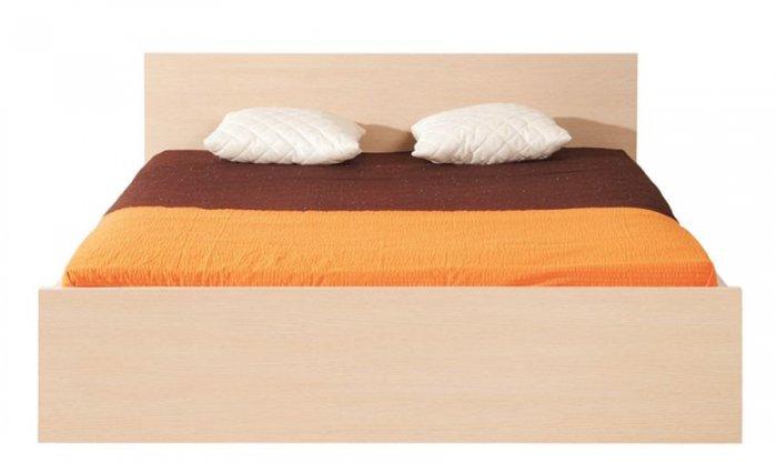 Двуспальная кровать HLOZ 160 (каркас)-UA Дорс