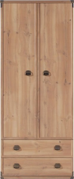 Шкаф платяной JSZF 2d2s 80 Индиана