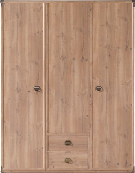 Шкаф платяной JSZF 3d2s 150 Индиана