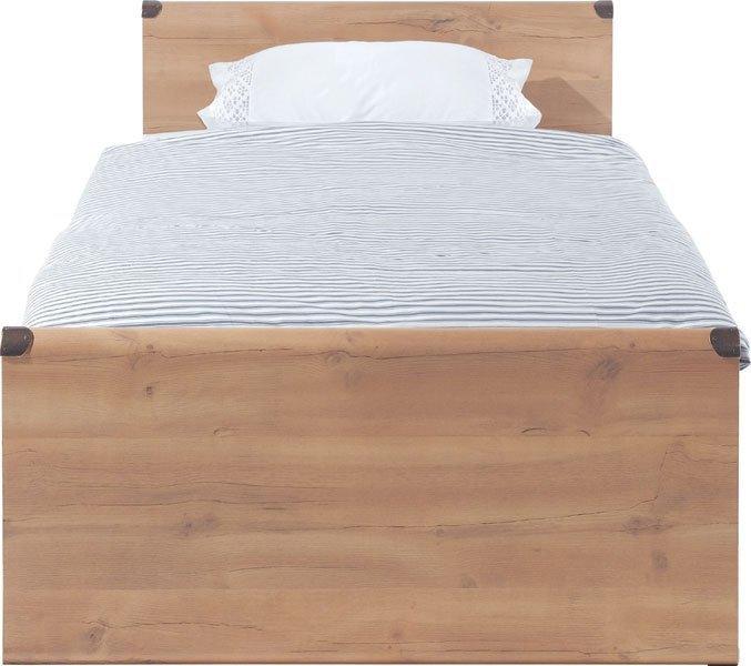 Односпальная кровать 90 (каркас) JLOZ 90 Индиана