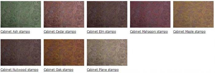 Натуральная кожа Pelle Nobile Cabinet stampo за 1 кв.м.
