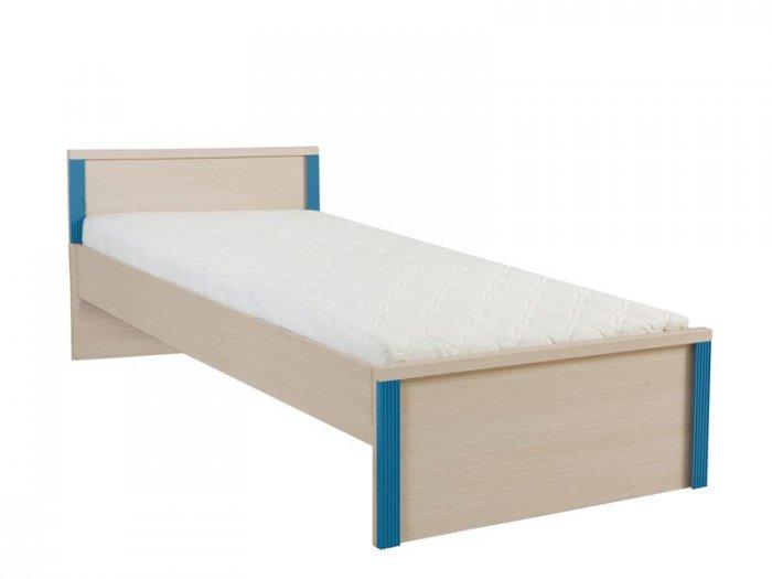 Кровать LOZ/90 +ламель Капс