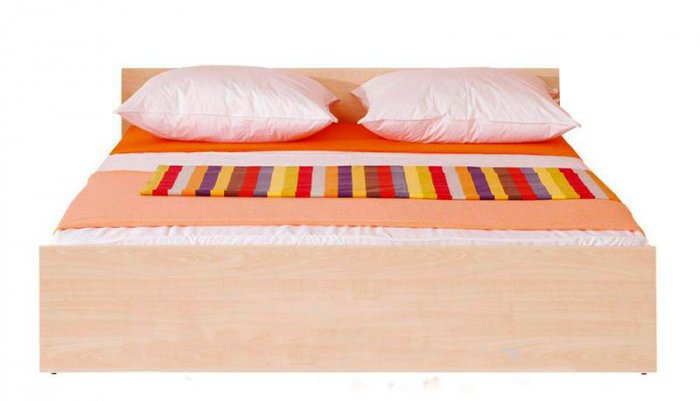 Полуторная кровать - 140 (каркас) KIM
