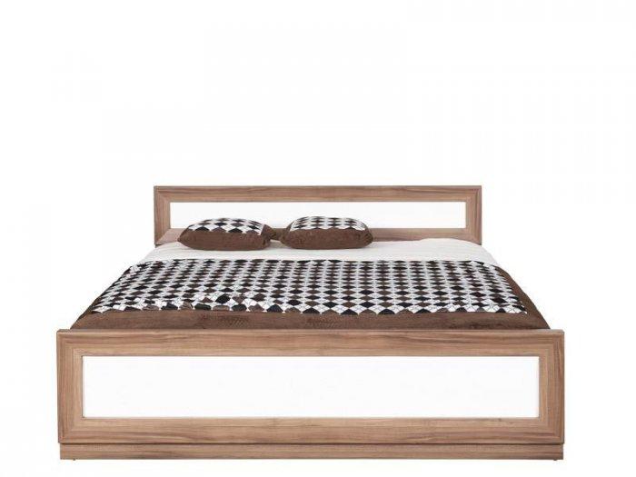 Двуспальная кровать PLOZ 160 (каркас)-SIB ЛАРГО
