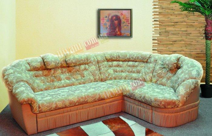 Угловой диван «Далио Магнат»