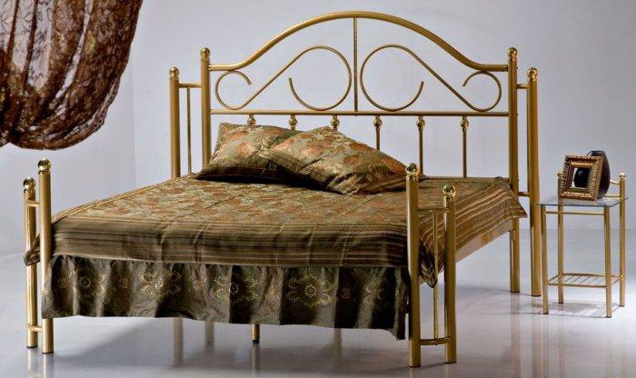 Двуспальная кровать 100Д22