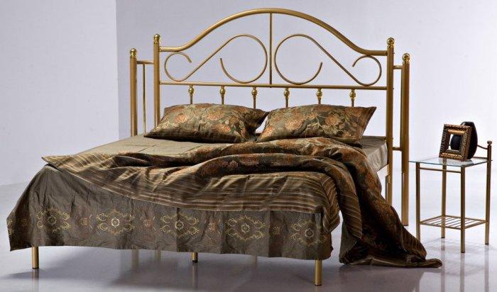 Двуспальная кровать 100Д23
