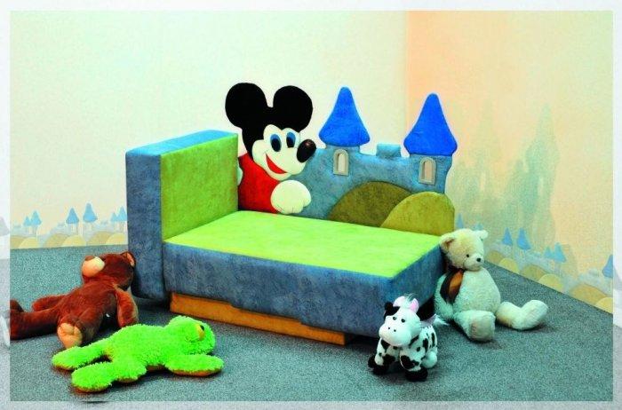 Детский диван «Далио Микки»
