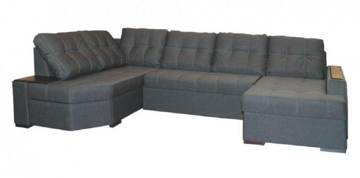 П образный диван Филадельфия VIP