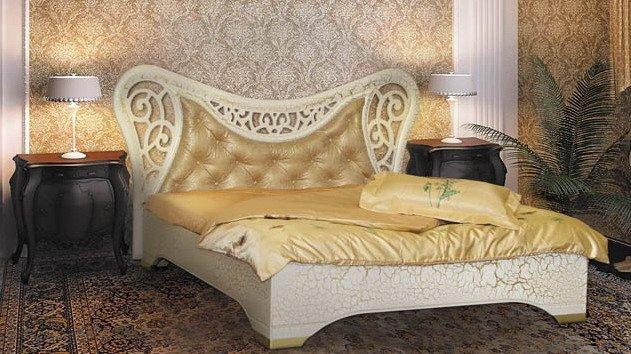 Двуспальная кровать Каролина