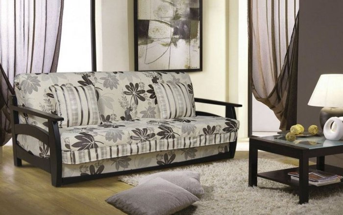 Диван Порту - спальное место 130см